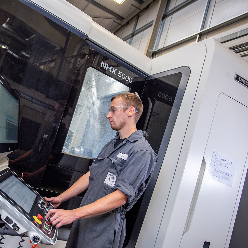 New Machining Centres